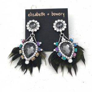 Elizabeth and bowry Earrings